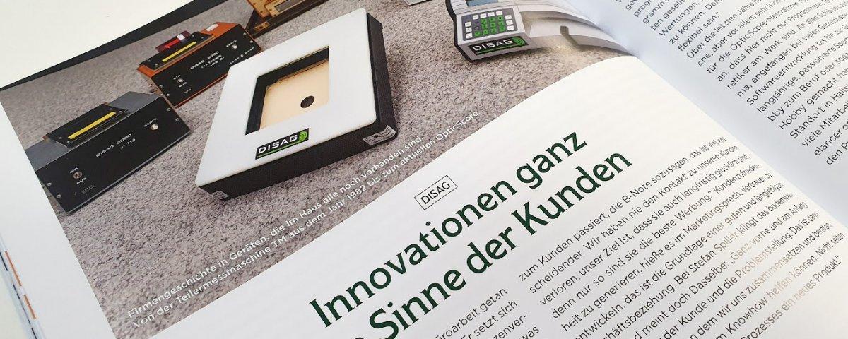 Deutsche Schützenzeitung DISAG