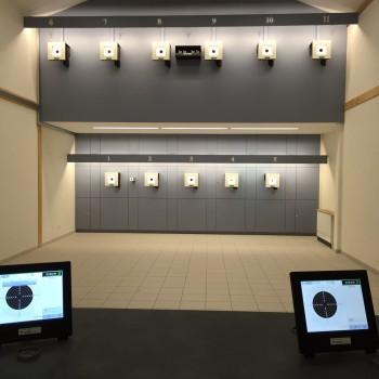 elektronische Schießanlagen, Elektronische Schießanlagen und Auswerteelektronik, DISAG